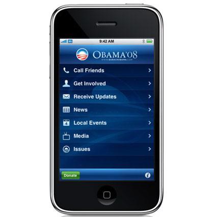 Obama application