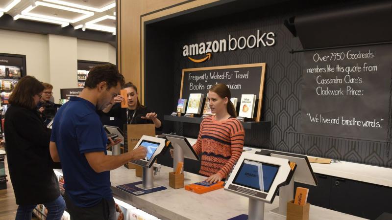 Amazon NYC 25 05 17