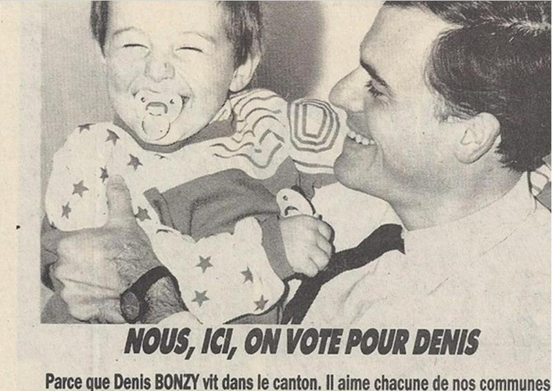 DB campagne 1988