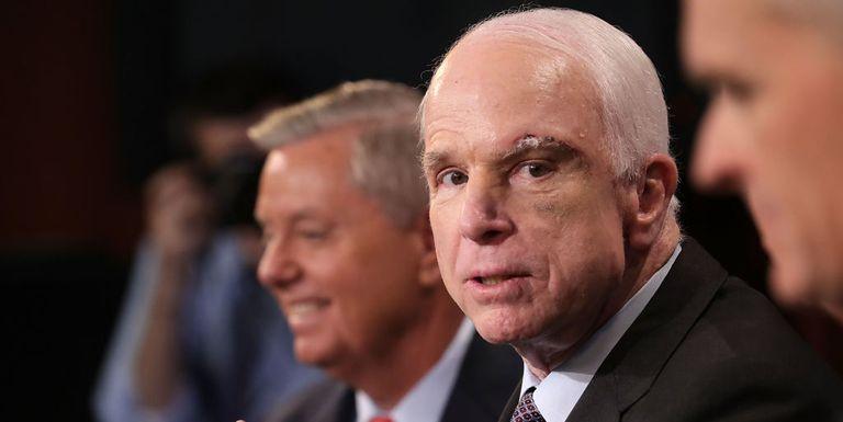 John McCain 21 04 18