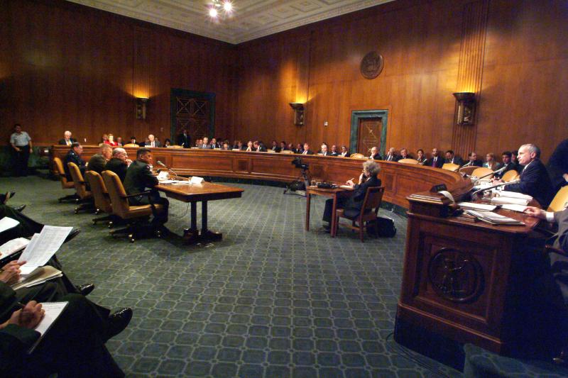 Senate hearings 2