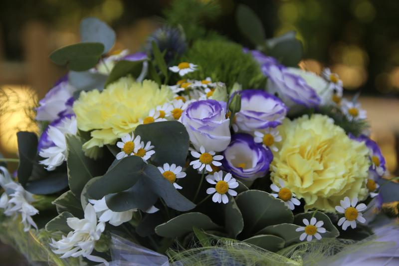 Marie fleurs anniversaire 13 07 18