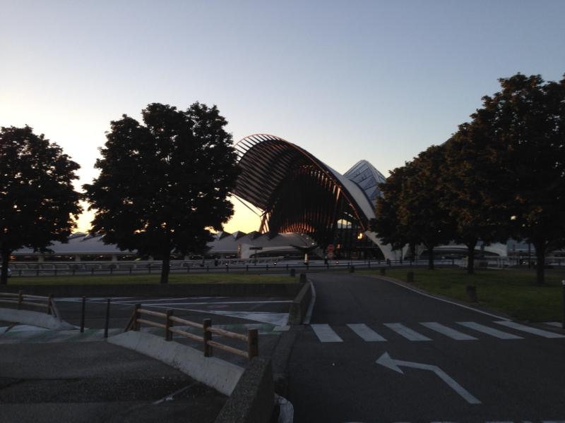 Lyon St Exupéry 08 07 16