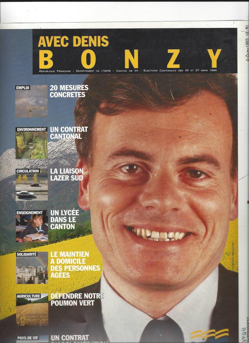 Cantonales 1995